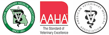 Missouri Veterinary Medical Association - American Animal Hospital Association - American Veterinary Medical Association